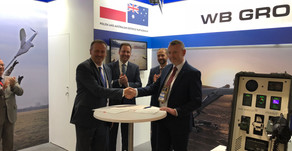 CABLEX AND WB GROUP PARTNERSHIP TO SUPPORT ADF EMERGING REQUIREMENTS FOR LOITERING MUNITIONS