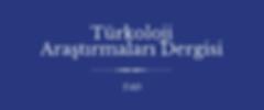 Türkoloji Araştırmaları Dergisi.png