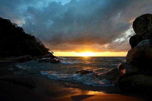 Lake Malawi Sunrise #LS014