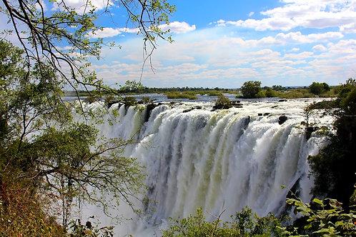 Victoria Falls #LS001