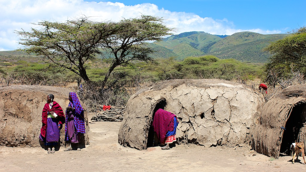 PP№12 Maasai