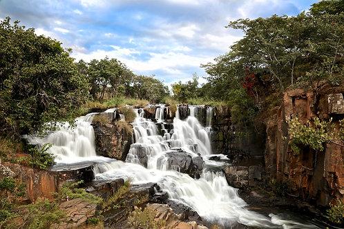 Nyangombe Falls #LS012
