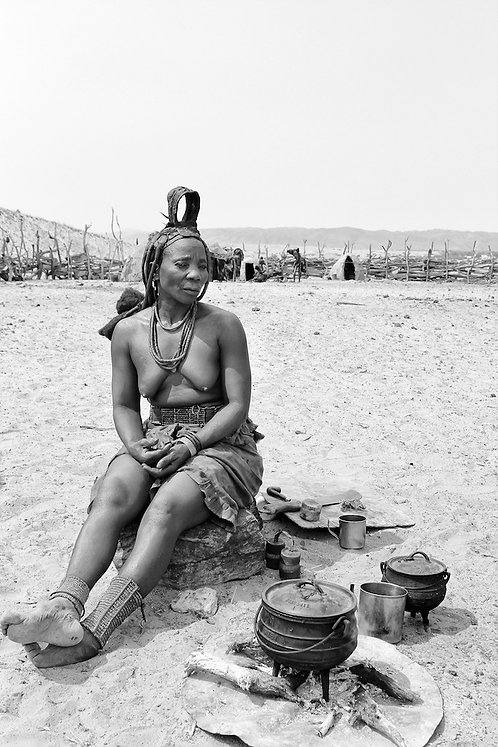Himba Women #PP014