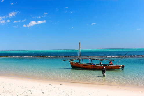 Coast Mozambique #CB004