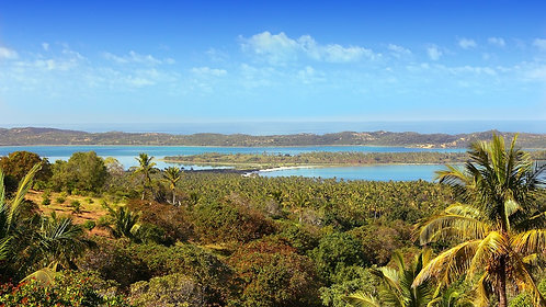 Coast Mozambique (16:9) #CB007