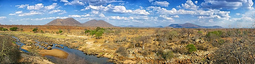 Ruaha Panorama (4:1) #LS023