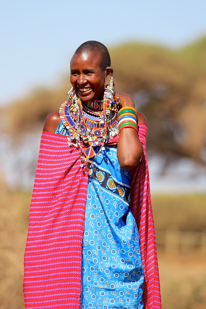 PP№3 Maasai Women
