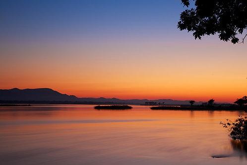 Zambezi River Sunrise #LS004