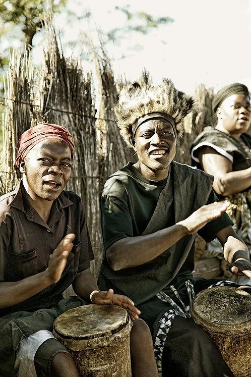 Zimbabwean Musicians #DT011