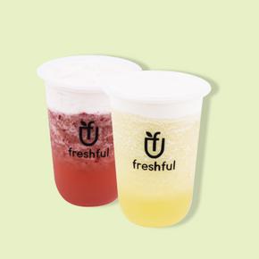 Fruit  Yogurt Tea