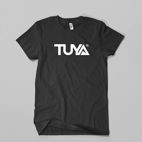TUYA Tribe Crew T-shirt -100% recycled