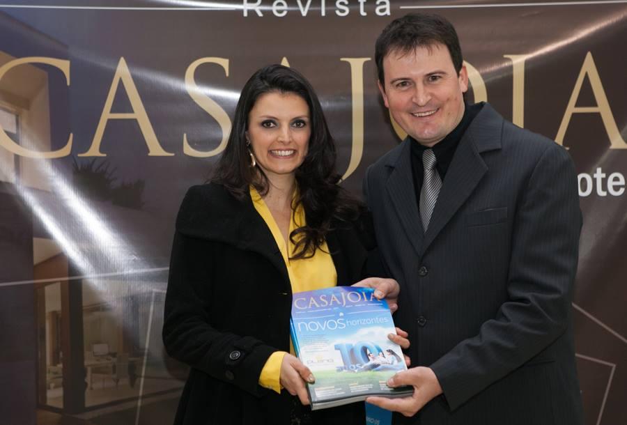 LANÇAMENTO DA REVISTA CASA JOIA | 4ª