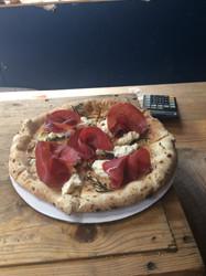 Bresaola & Ricotta Pizza