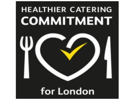 Healthier Catering Commitment Scheme - GCDA