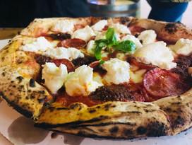 Inferno Pizza, Rust Bucket