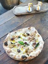 White Pizza - Pizza Bianca