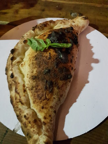 Rust Bucket Calzone, South East London
