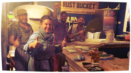 The Rust Bucket Family!