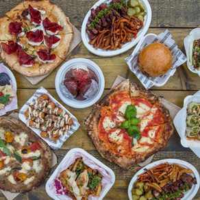 There's a new outdoor Instagrammable street feast in town (By Jenny Proudfoot)