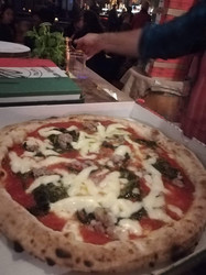 The Best Pizza in Greenwich!