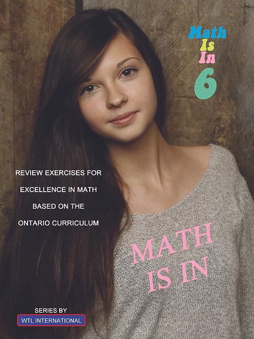 Math Is In for Grade 6
