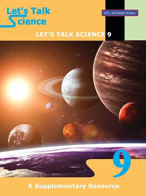 Let's Talk Science 9