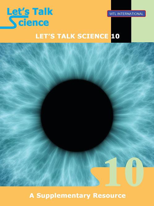 Let's Talk Science 10