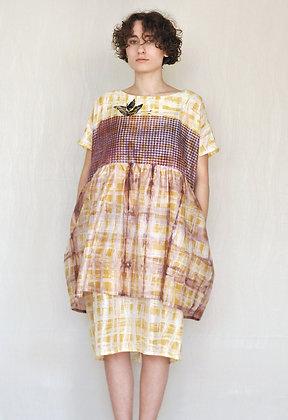 Amber/Loose dress/Yellow dress