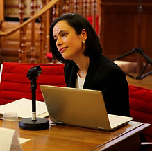 Photo 1 - Dr. Cristina Blanco Sío-López.