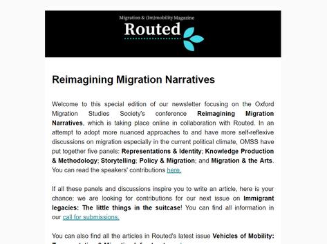 Newsletter 31/05/2020