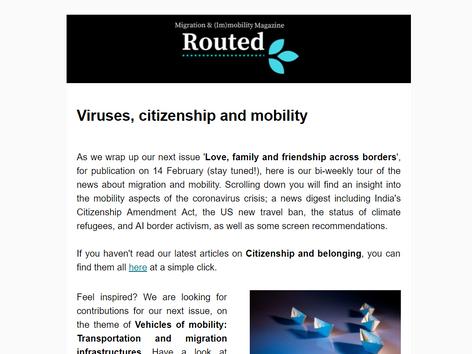 Newsletter 2/02/2020