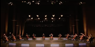 (Hannah) Screenshot from Christmas Concert video, Gran Teatro Nacional del Perú, _Conciert