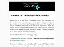 Newsletter 20/12/2020