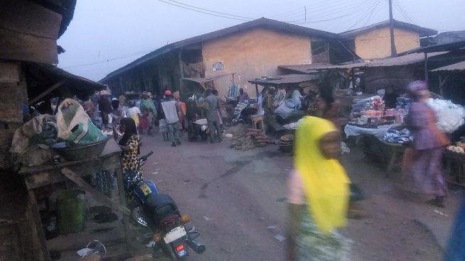 Oluwasegun Ajetunmobi - Iseyin main Mark