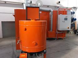 Concord 200 con generatore