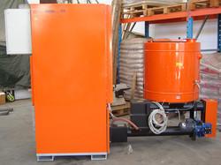 Generatore aria Cippato