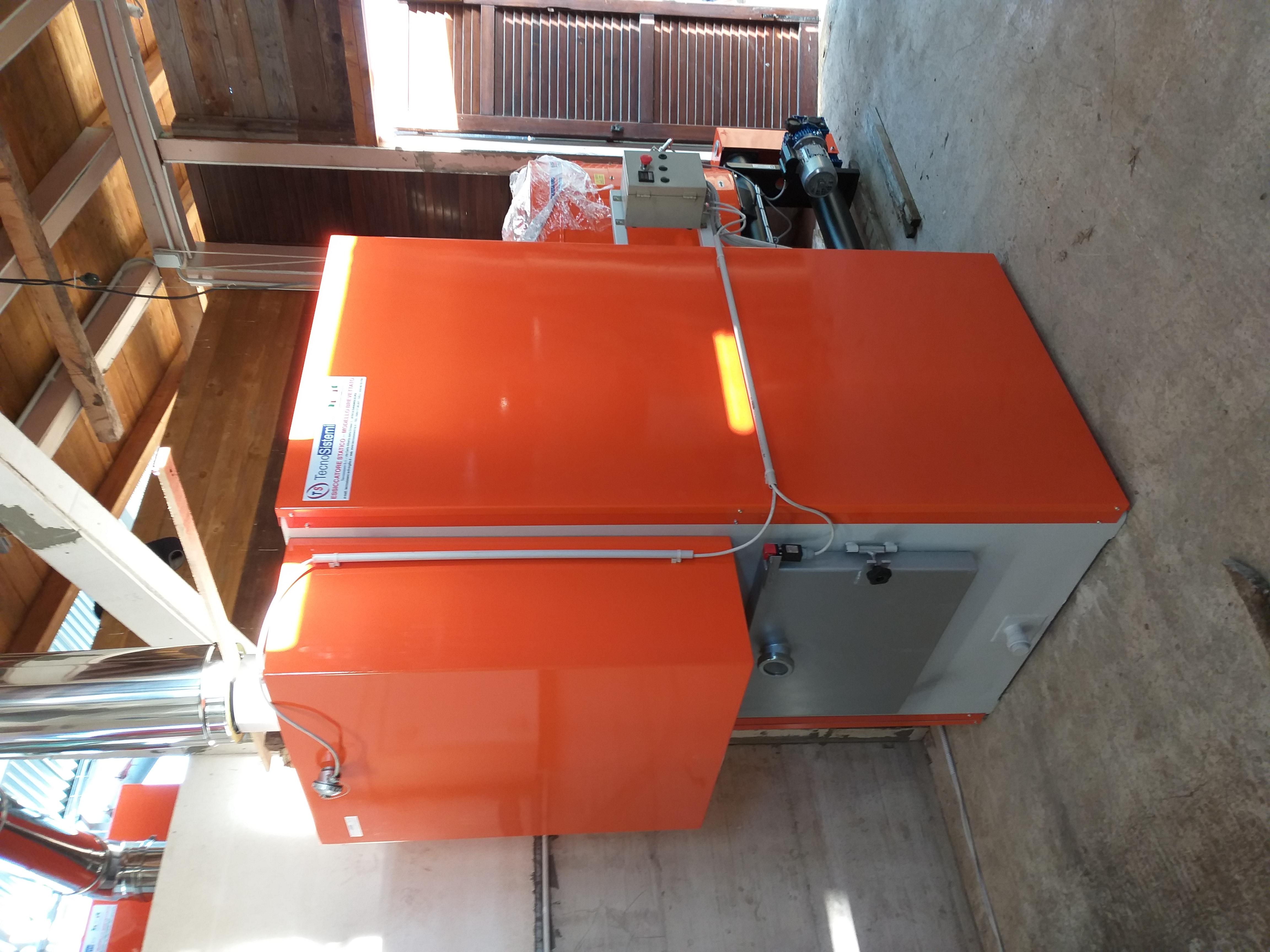Generatore aria 150 kw