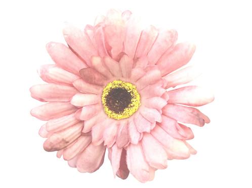 Daisy hair flower clip brooch rockabilly wedding mightylinksfo