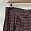 Thumbnail: Jupe à motif géométrique, années 70, TM