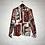Thumbnail: Chemise vintage à motifs