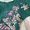 Thumbnail: Sweat-shirt vintage à fleur