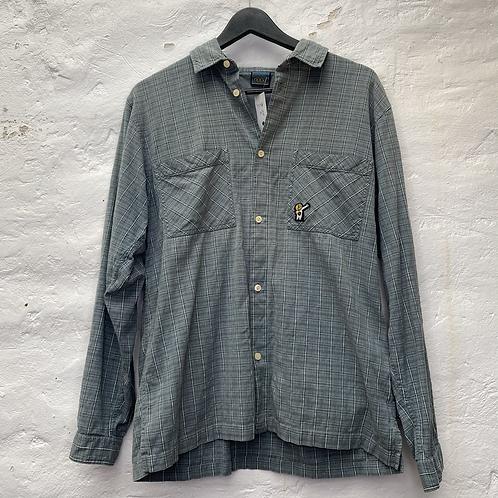 Chemise à carreaux, années 2000, TL, DDP