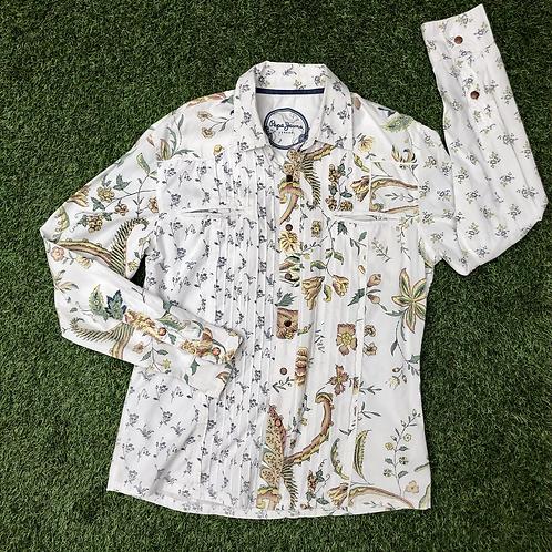 Chemise à fleurs Pepe Jeans