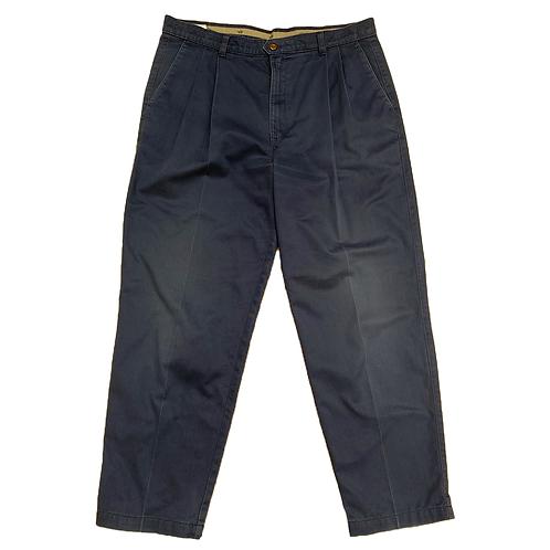 Pantalon droit bleu foncé, TL, Dockers Levi's