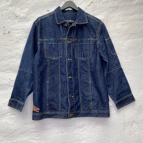 Veste en jean, années 80-90, TM, DDP