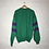 Thumbnail: Sweat-shirt vert et violet