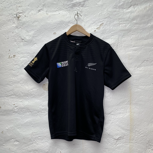 Maillot Rugby All blacks 2015, TS, Adidas