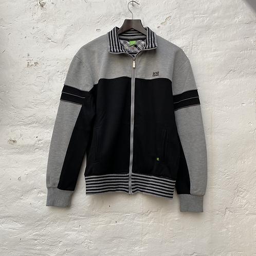 Veste zippée grise, TM, Hugo Boss