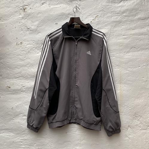 Veste de sport grise Adidas, TL, Adidas