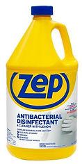 210406 Zep Antibacterial Disenfectant &
